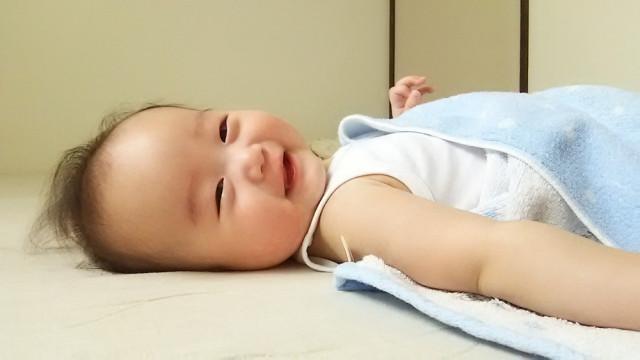 赤ちゃん男の子